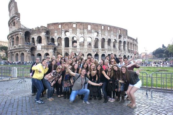 Fall 16 Group Rome